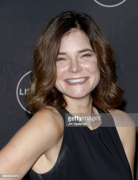 Actress Betsy Brandt attends the Flint New York screening at NeueHouse Madison Square on October 23 2017 in New York City