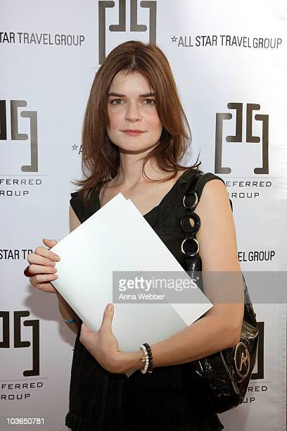 Actress Betsy Brandt attends the Kari Feinstein Primetime Emmy Awards Style Lounge Day 1 held at Montage Beverly Hills hotel on August 26 2010 in...
