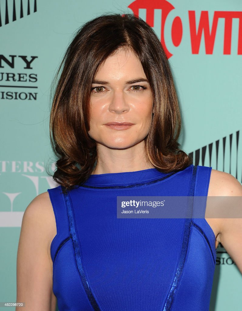 Actress Betsy Brandt attends the 'Masters Of Sex' TCA event at Sony Pictures Studios on July 16, 2014 in Culver City, California.