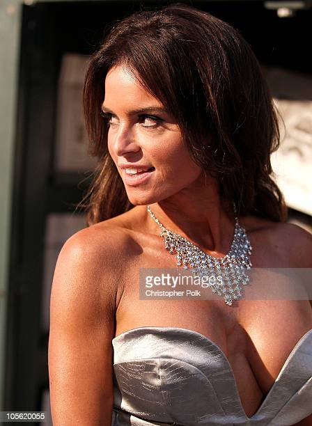 Actress Betsy Russell arrives at Spike TV's Scream 2010 at The Greek Theatre on October 16 2010 in Los Angeles California