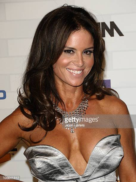 Actress Betsy Russell attends Spike TV's Scream 2010 at The Greek Theatre on October 16 2010 in Los Angeles California
