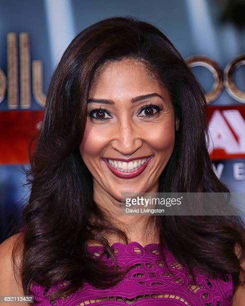Actress Bettina Bush attends Hollywood Today Live on January 19 2017 in Hollywood California