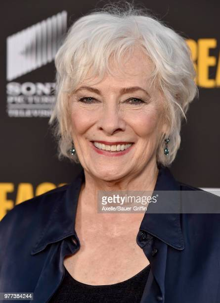 Actress Betty Buckley arrives at AMC's 'Preacher' Season 3 Premiere Party at The Hearth and Hound on June 14 2018 in Los Angeles California