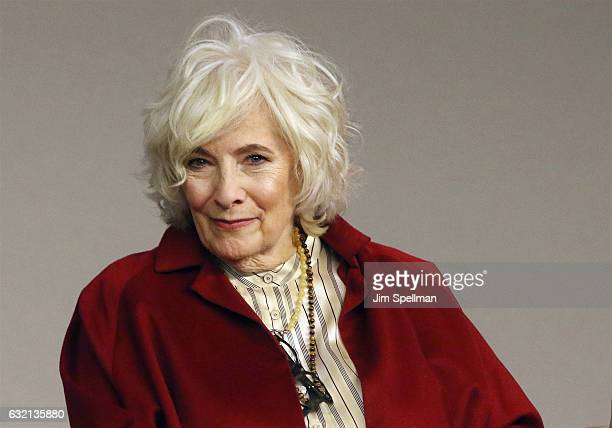 """Actress Betty Buckley attends Meet the Actor to discuss """"Split"""" at Apple Store Soho on January 19, 2017 in New York City."""