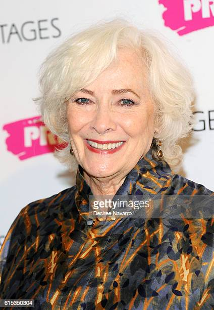 Actress Betty Buckley attends Primary Stages 2016 Gala at 538 Park Avenue on October 17 2016 in New York City
