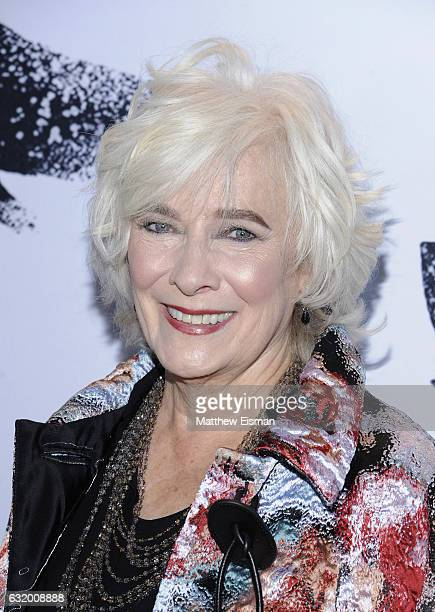 Actress Betty Buckley attends Split New York Premiere at SVA Theater on January 18 2017 in New York City