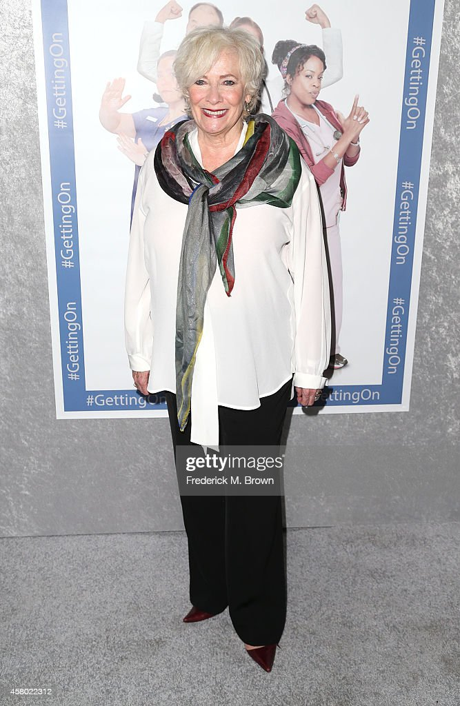 Actress Betty Buckley attends the Premiere of HBO's 'Getting On' Season 2 at the Avalon on October 28, 2014 in Hollywood, California.