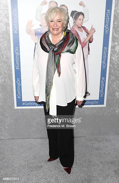 Actress Betty Buckley attends the Premiere of HBO's Getting On Season 2 at the Avalon on October 28 2014 in Hollywood California