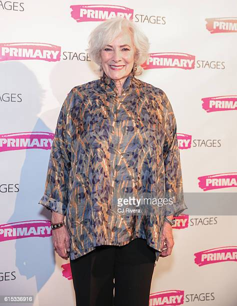 Actress Betty Buckley attends the Primary Stages 2016 Gala at 538 Park Avenue on October 17 2016 in New York City