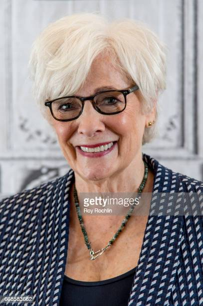 Actress Betty Buckley discusses Story Songs with the Build Series at Build Studio on April 14 2017 in New York City