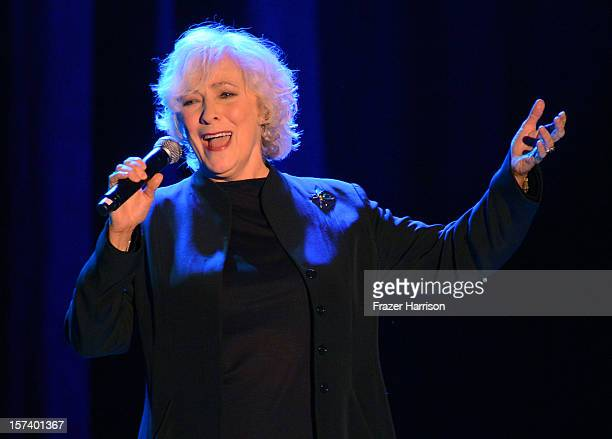 Actress Betty Buckley onstage at Trevor Live honoring Katy Perry and Audi of America for The Trevor Project held at The Hollywood Palladium on...