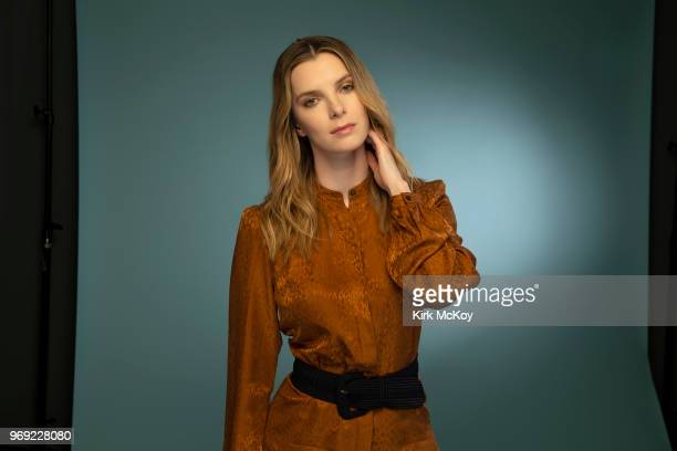 Actress Betty Gilpin is photographed for Los Angeles Times on May 30 2018 in Los Angeles California PUBLISHED IMAGE CREDIT MUST READ Kirk McKoy/Los...
