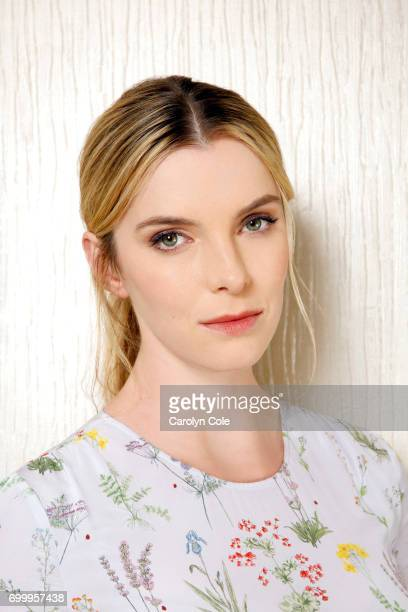 Actress Betty Gilpin of Netflix's 'Glow' is photographed for Los Angeles Times on May 9 2017 in New York City PUBLISHED IMAGE CREDIT MUST READ...