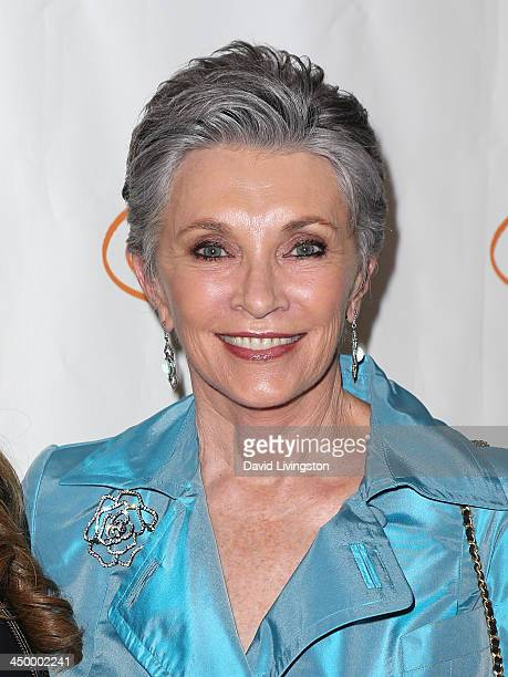 Actress Beverly Adams attends the 11th Annual Lupus LA Hollywood Bag Ladies Luncheon at the Beverly Wilshire Four Seasons Hotel on November 15 2013...