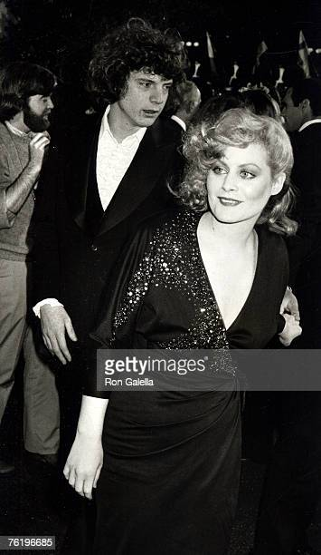 Actress Beverly D'Angelo and date Jon Paul Getty attending the premiere of The Hair on March 14 1979 at the ABC Center in Los Angeles California