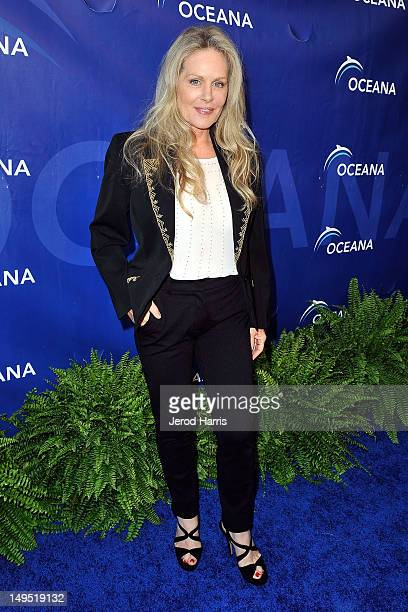 Actress Beverly D'Angelo arrives at 2012 Oceana's SeaChange Summer Party on July 29 2012 in Laguna Beach California