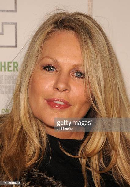 Actress Beverly D'Angelo arrives at the HBO premiere of 'Wishful Drinking' held at the Linwood Dunn Theater at the Pickford Center for Motion Study...