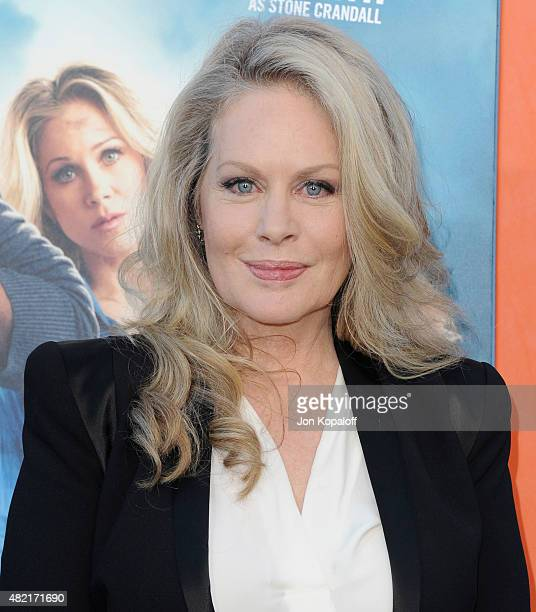 Actress Beverly D'Angelo arrives at the Los Angeles Premiere 'Vacation' at Regency Village Theatre on July 27 2015 in Westwood California