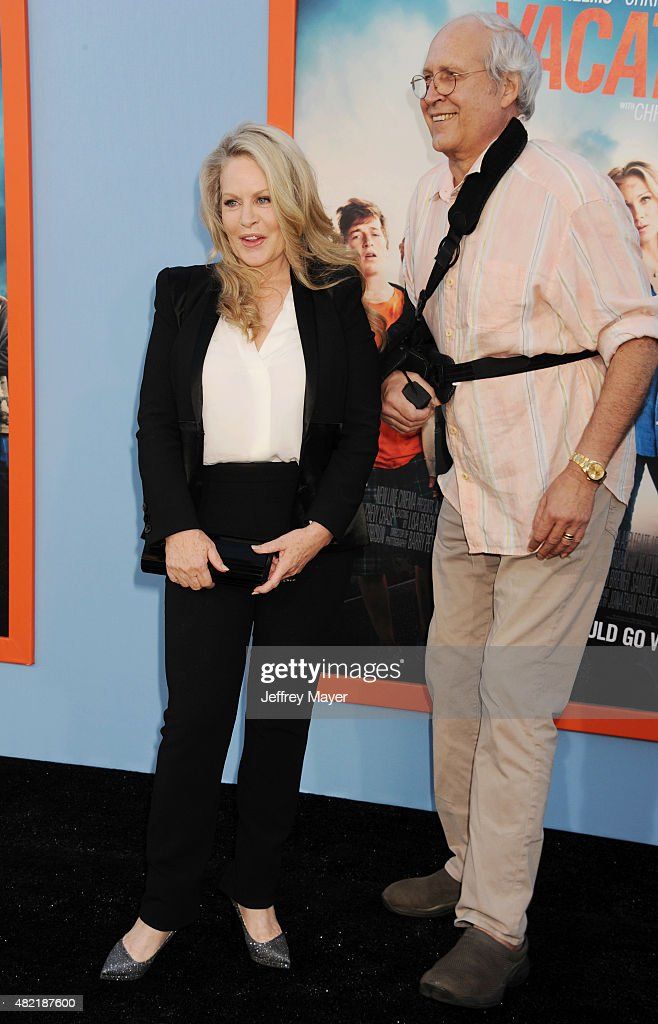 """Premiere Of Warner Bros. Pictures' """"Vacation"""" - Arrivals"""