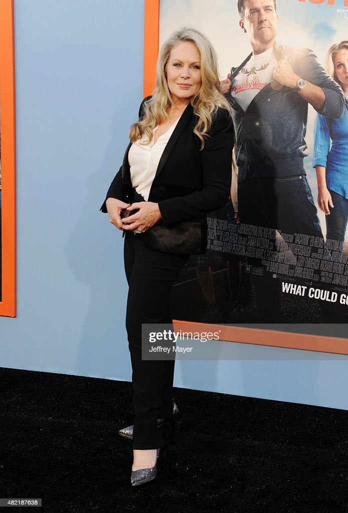 Actress Beverly D'Angelo arrives at the Premiere Of Warner Bros. 'Vacation' at Regency Village Theatre on July 27, 2015 in Westwood, California.