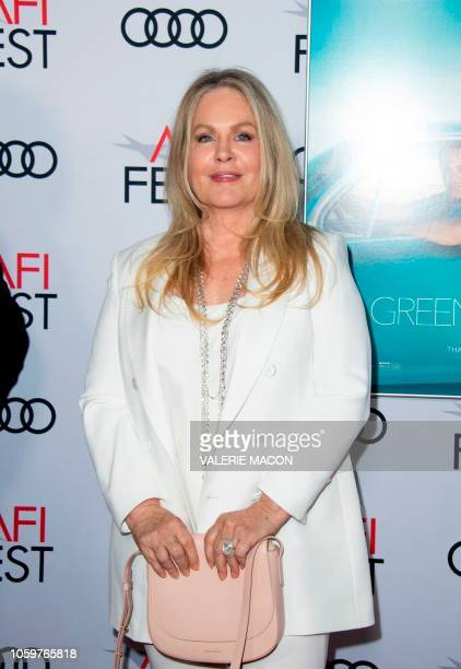Actress Beverly D'Angelo attends the AFI Fest Screening Gala for Green Book in Hollywood on November 9 2018