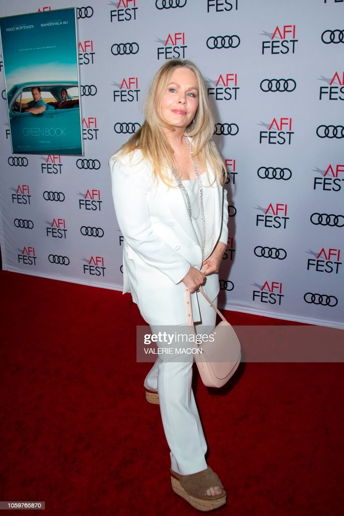 US-ENTERTAINMENT-FILM-AFI-FESTIVAL-GREEN BOOK : News Photo