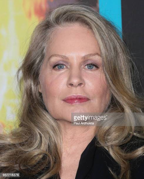 Actress Beverly D'Angelo attends the screening of HBO's The Zen Diaries Of Garry Shandling at Avalon on March 14 2018 in Hollywood California