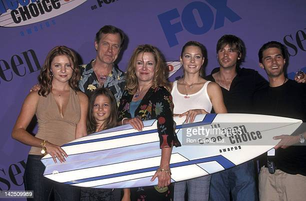 Actress Beverly Mitchell actress Mackenzie Rosman actor Stephen Colilns actress Catherine Hicks actress Jessica Biel actor Barry Watson and actor...
