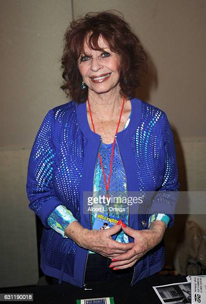 Actress Beverly Washburn attends The Hollywood Show held at The Westin Los Angeles Airport on January 7 2017 in Los Angeles California