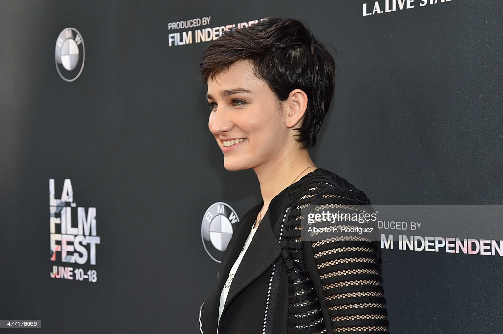 """MTV And Dimension TV Premieres """"Scream"""" At Los Angeles Film Festival : News Photo"""
