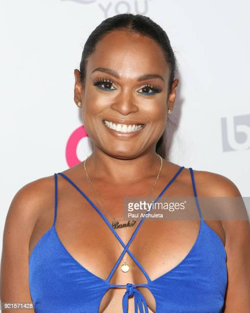 Actress Bianca Banks attends OK Magazine's Summer kickoff party at The W Hollywood on May 17 2017 in Hollywood California
