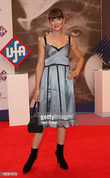 Actress Bianca Hein attends the UFA 90th Birthday Gala at the Bertelsmann representation August 23, 2007 in Berlin, Germany.