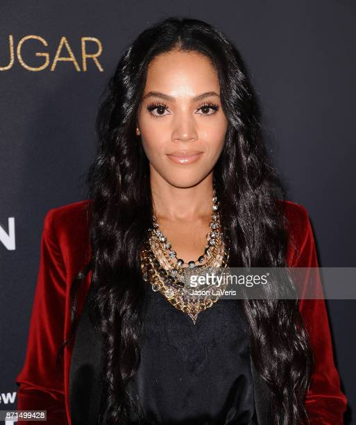 Actress Bianca Lawson attends a taping of Queen Sugar AfterShow at OWN on November 7 2017 in West Hollywood California