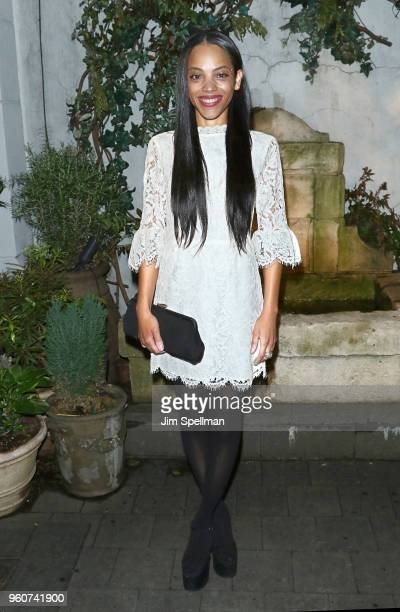 Actress Bianca Lawson attends the party for Ava DuVernay and Queen Sugar hosted by OWN at Laduree Soho on May 20 2018 in New York City