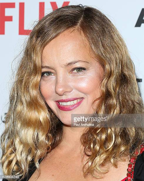 Actress Bijou Phillips attends the 32nd annual IDA Documentary Awards at Paramount Studios on December 9 2016 in Hollywood California