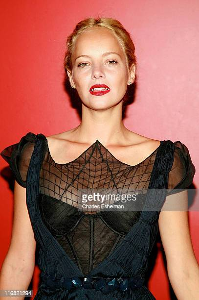 Actress Bijou Phillips attends the New York premiere of What We Do is Secret at the Landmark Sunshine Cinemas on August 8 2008 in New York City