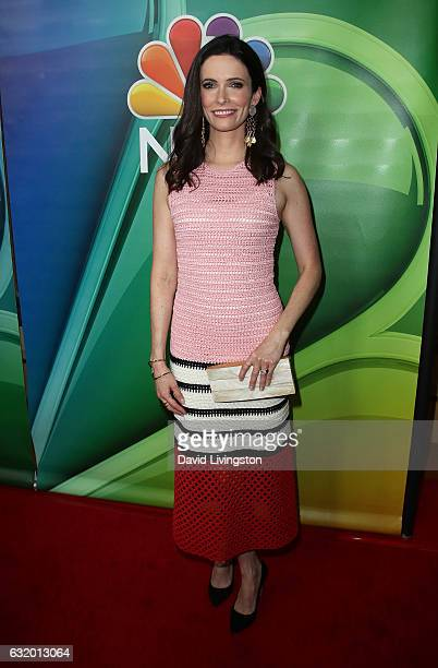 Actress Bitsie Tulloch attends the 2017 NBCUniversal Winter Press Tour Day 2 at the Langham Hotel on January 18 2017 in Pasadena California