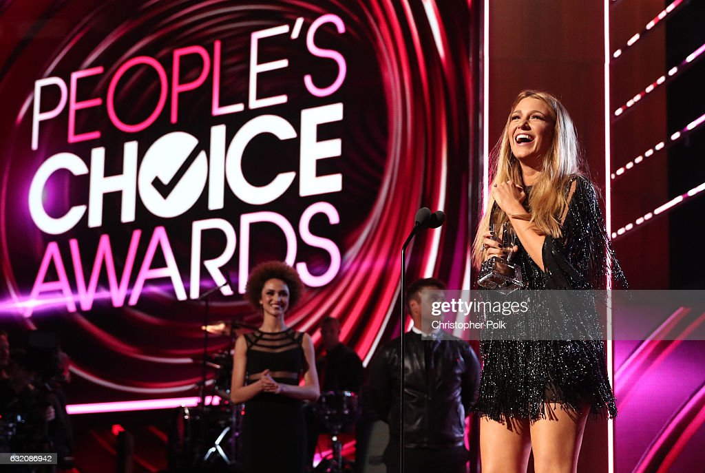People's Choice Awards 2017 - Show : News Photo