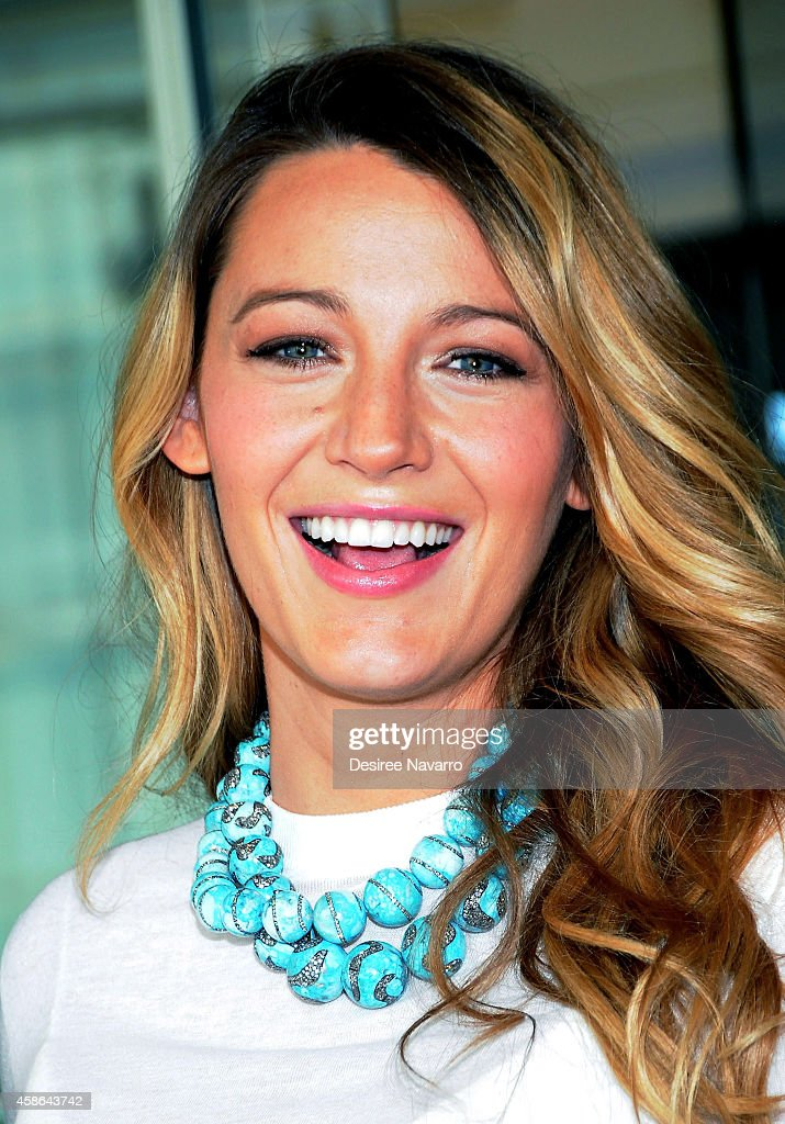2014 American Made Summit: In Conversation With Martha Stewart And Blake Lively : News Photo