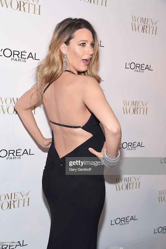 Ninth Annual Women Of Worth Awards : News Photo