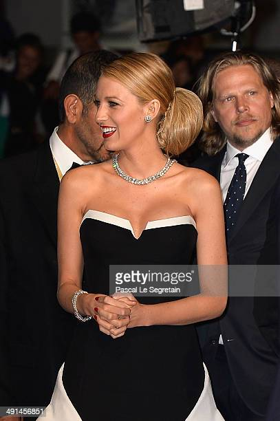 Actress Blake Lively attends the Captives premiere during the 67th Annual Cannes Film Festival on May 16 2014 in Cannes France