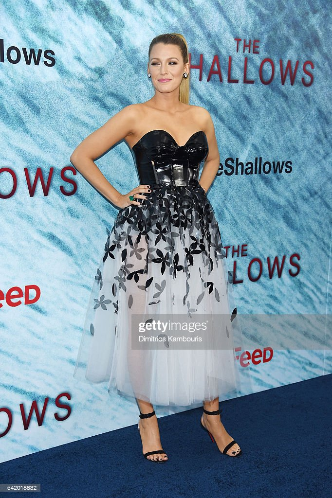 """The Shallows"" World Premiere Arrivals"
