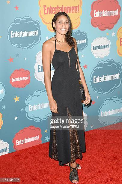 Actress Blake Perlman attends Entertainment Weekly's Annual ComicCon Celebration at Float at Hard Rock Hotel San Diego on July 20 2013 in San Diego...