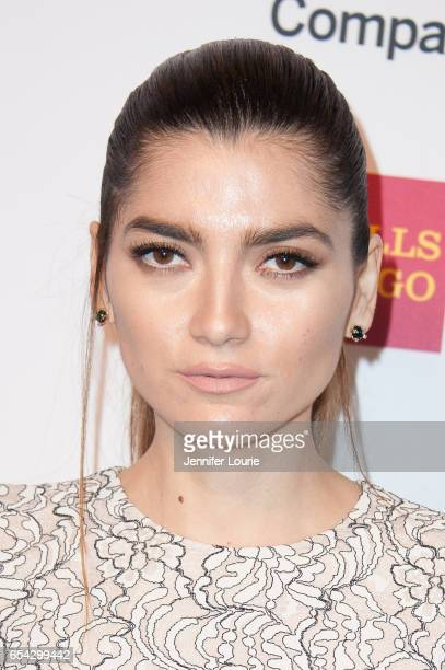 """Actress Blanca Blanco attends the American Red Cross Centennial Celebration to Honor Disney as the """"Humanitarian Company of The Year"""" at the Beverly..."""