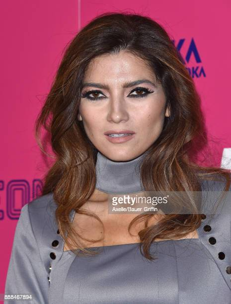 Actress Blanca Blanco attends the Los Angeles premiere of 'I Tonya' at the Egyptian Theatre on December 5 2017 in Hollywood California