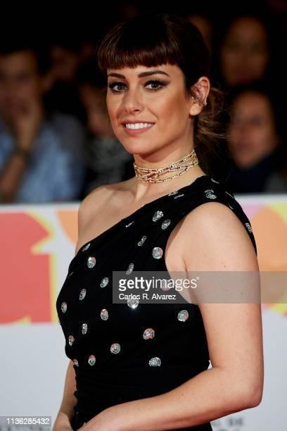 Actress Blanca Suarez attends 'Esto no es Berlin' premiere during the 22th Malaga Film Festival on March 16 2019 in Malaga Spain
