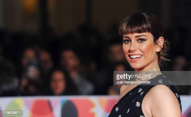 Actress Blanca Suarez attends Netflix's 'A Pesar de Todo' premiere at Teatro Cervantes on March 16 2019 in Malaga Spain
