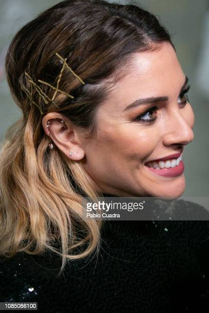 Actress Blanca Suarez attends the 'Tiempo Despues' premiere at Capitol Cinema on December 20 2018 in Madrid Spain