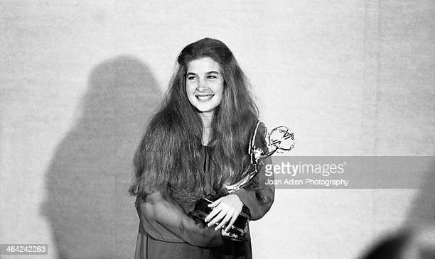 Actress Blanche Baker after winning Best Supporting Actress in a Comedy or Drama Series for the mini sesries 'Holocaust' at the 30th Annual Emmy...