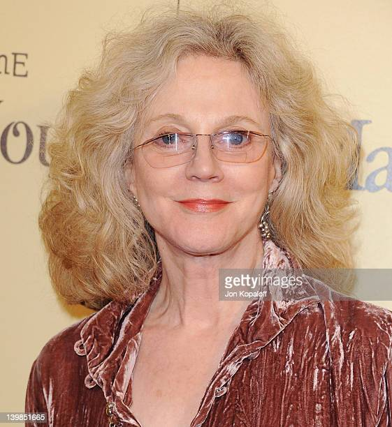 Actress Blythe Danner arrives at the 5th Annual Women In Film Pre-Oscar Cocktail Party at Cecconi's Restaurant on February 24, 2012 in Los Angeles,...